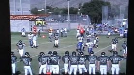 Blast from the Past:  Tanque Verde HS vs Valley Union HS Football 2010